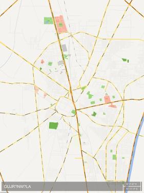 Gujranwala, Pakistan Map