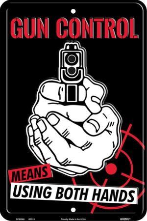 Gun Control-Hands