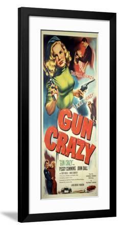 Gun Crazy--Framed Poster