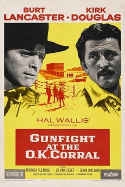 Gunfight At the O. K. Corral, 1957, Directed by John Sturges
