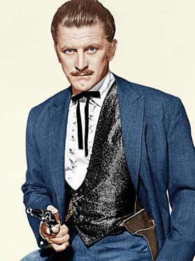 GUNFIGHT AT THE O.K. CORRAL, Kirk Douglas, 1957