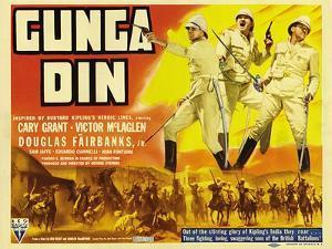 Gunga Din, 1939