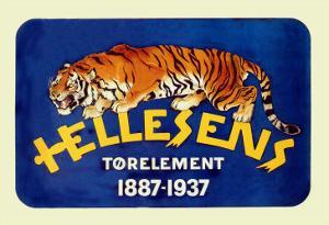 Hellesens Torelment by Gunnar Biilmann Petersen