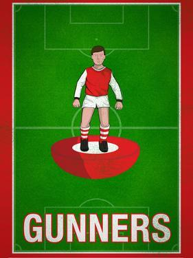 Gunners Football Soccer Sports