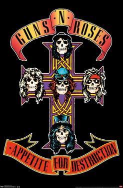 Guns N' Roses - Cross