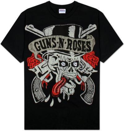 Guns N Roses - Tongue Skull