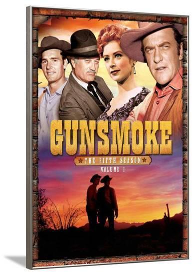 Gunsmoke--Framed Poster