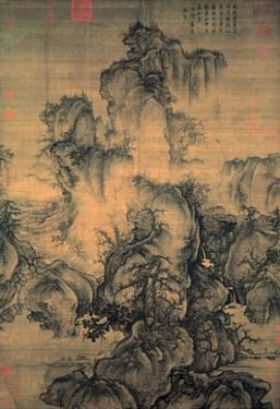 Early Spring by Guo XI