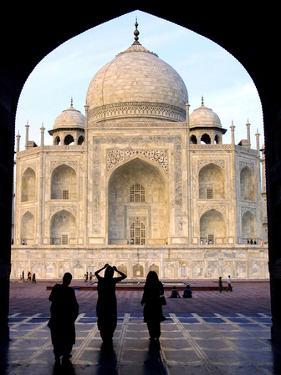 Indien Taj Mahal Jahrestag by Gurinder Osan