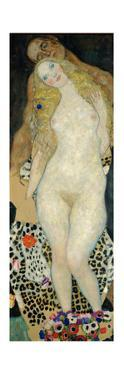 Adam and Eve, 1918 by Gustav Klimt