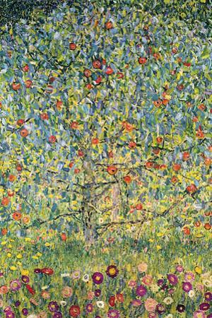 Apple Tree by Gustav Klimt