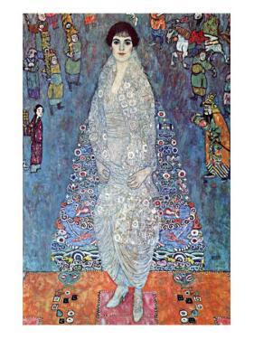 Baroness Elizabeth by Gustav Klimt