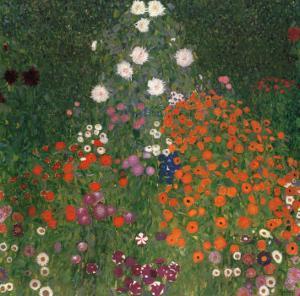 Bauerngarten by Gustav Klimt