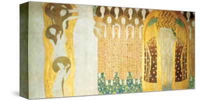 Beethoven Frieze, c.1902 (detail) by Gustav Klimt