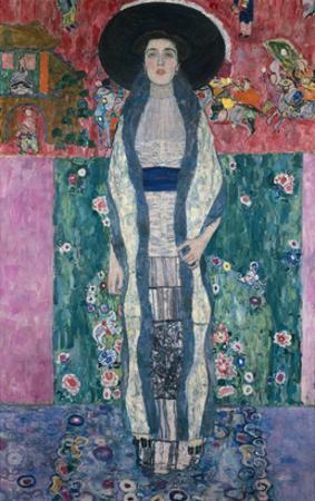 Bildnis Adele Bloch-Bauer Ii, 1912 by Gustav Klimt