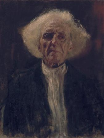 Blind Man, 1896 by Gustav Klimt