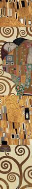 Collage Panel I by Gustav Klimt