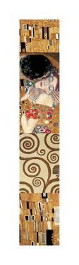 Collage Panel II by Gustav Klimt