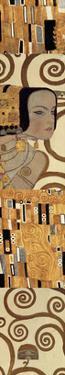 Collage Panel III by Gustav Klimt