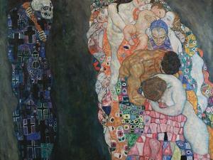 Death and Life, 1910-1915 by Gustav Klimt
