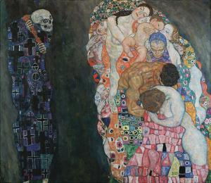 Death and Life, 1916 by Gustav Klimt