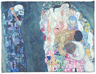 Death and Life, circa 1911 by Gustav Klimt
