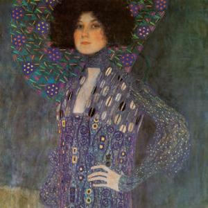 Emilie Floge, c.1902 by Gustav Klimt