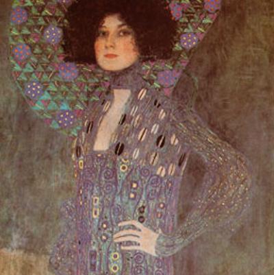 Emilie Floge, c.1902