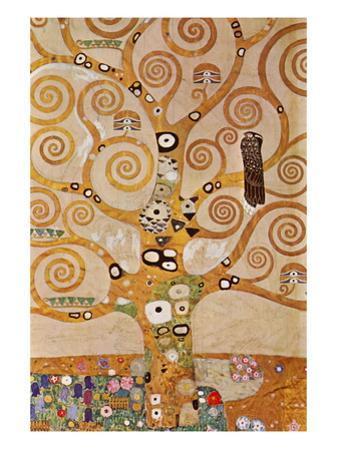 Frieze II by Gustav Klimt