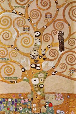Frieze II by Gustav Klimt