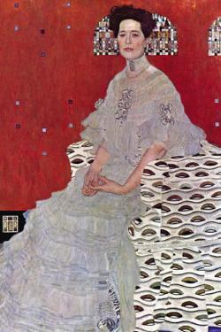 Fritza Reidler Klimt by Gustav Klimt
