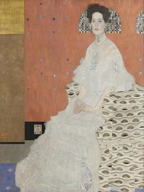 Fritza von Riedler, 1906 by Gustav Klimt