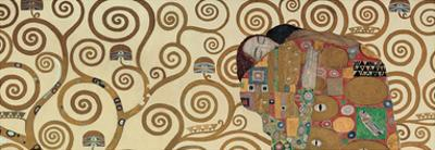 Fulfillment, Stoclet Frieze, c.1909 (detail) by Gustav Klimt