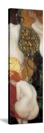 Goldfish by Gustav Klimt