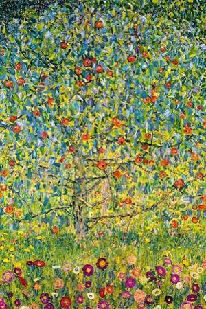 Gustav Klimt (Apple Tree) by Gustav Klimt