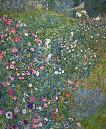 Italian Garden Landscape, 1917 by Gustav Klimt