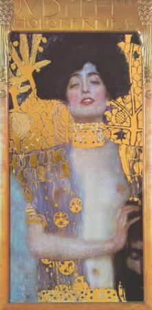 Judith I, 1901 by Gustav Klimt