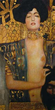 Judith I., 1901 by Gustav Klimt