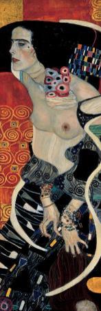 Judith II by Gustav Klimt