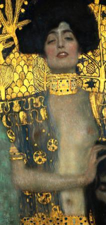 Judith with the Head of Holofernes, 1901 by Gustav Klimt