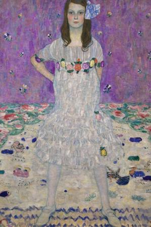 Mada Primavesa by Gustav Klimt