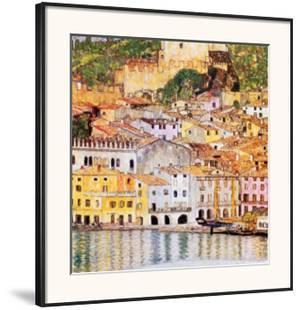 Malcesine sul Garda by Gustav Klimt