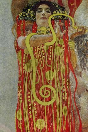 Medicine, Part of the Ceiling Fresco for the Vienna University, 1900/07