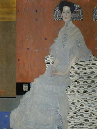 Mrs. Fritza Riedler (1906)