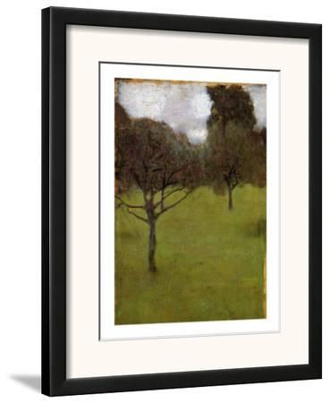 Orchard by Gustav Klimt