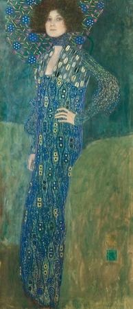 Portrait de Emilie Flge