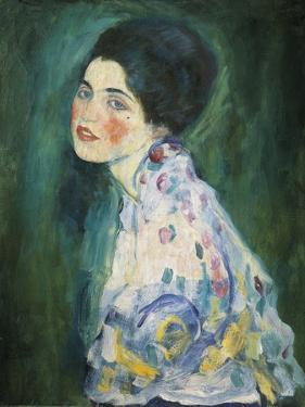Portrait of a Young Woman, 1916-17 by Gustav Klimt