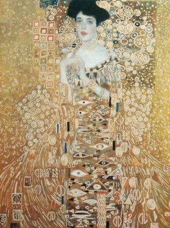 Portrait of Adele Bloch-Bauer