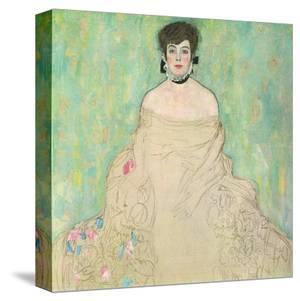 Portrait of Amalie Zuckerkandl, c.1918 by Gustav Klimt