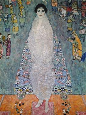 Portrait of Baroness Elisabeth Bachofen-Echt, 1915-16 by Gustav Klimt